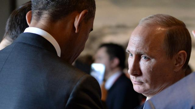 Poetin en Obama spreken tevredenheid uit over atoomakkoord
