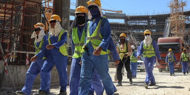 Qatar probeert ethische kritiek op WK 2022 weg te nemen