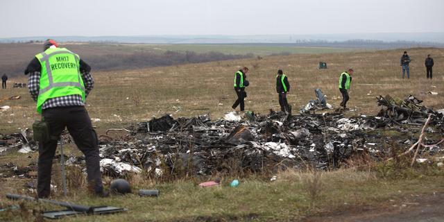 Journalist moet MH17-spullen teruggeven aan Australische autoriteiten