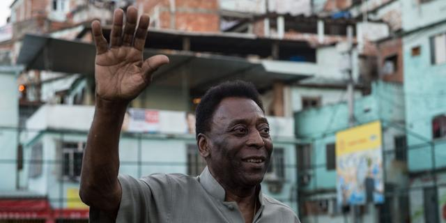 Ziekenhuis noemt toestand voetballegende Pelé 'instabiel'