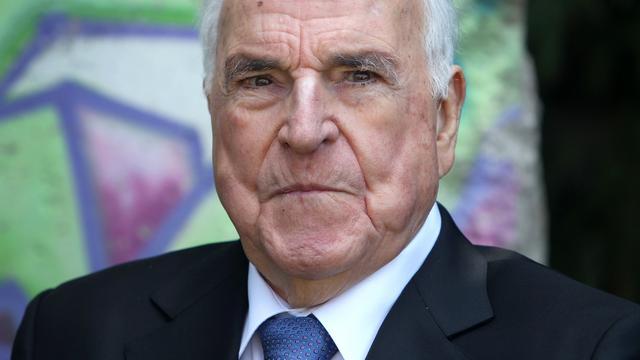 Duitse oud-bondskanselier Helmut Kohl (87) overleden