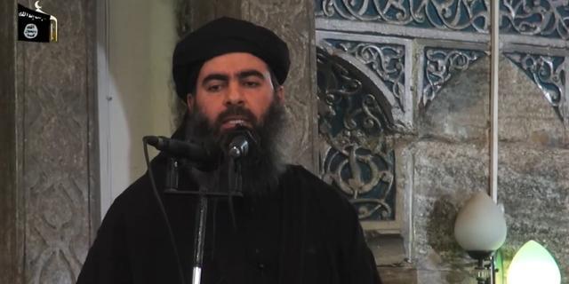 'IS geeft opname van leider vrij na geruchten over diens dood'