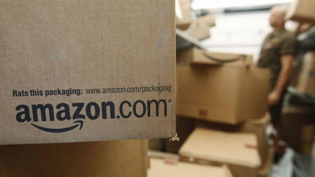 Koers Amazon voorbeurs omlaag na kritiek Donald Trump