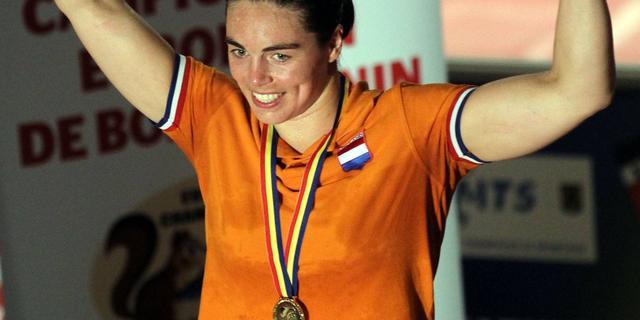 Nouchka Fontijn gaat voor medaille op WK boksen