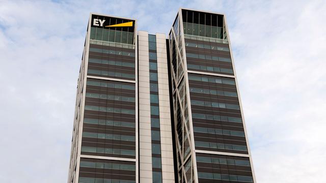 Accountantsbureau EY Nederland ziet winst stijgen