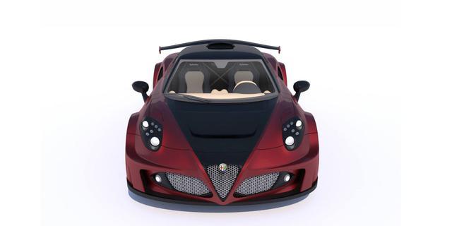 Alfa Romeo 4C Definitiva heeft 750 pk