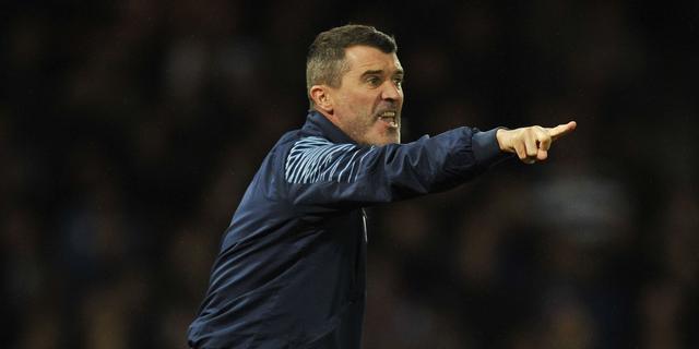 'Politie onderzoekt incident rond Roy Keane'