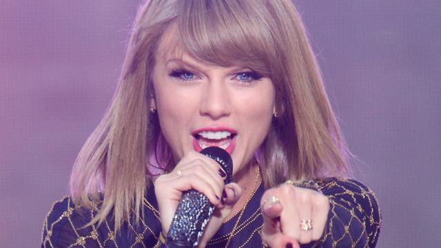 Taylor Swift is Elle's vrouw van het jaar