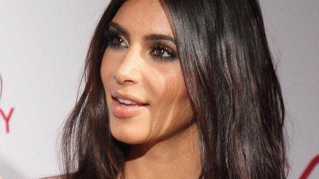 Kim Kardashian was vroeger heel ongelukkig met lichaam