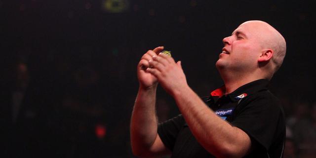 Kist vroeg uitgeschakeld op Grand Slam of Darts
