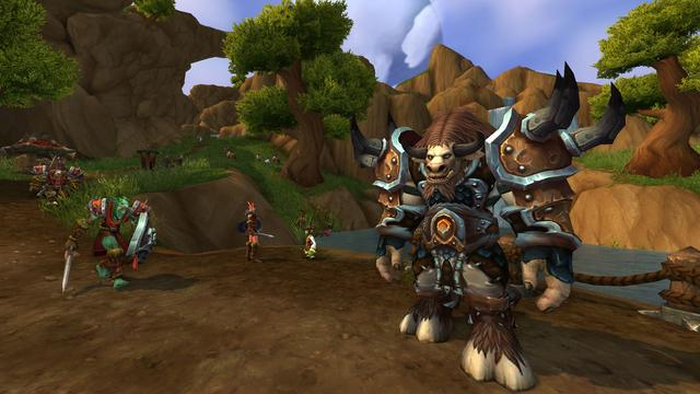 Blizzard voegt 'stiltestraf' toe aan World of Warcraft