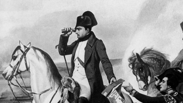 Eén haar van Napoleon levert 2.500 euro op