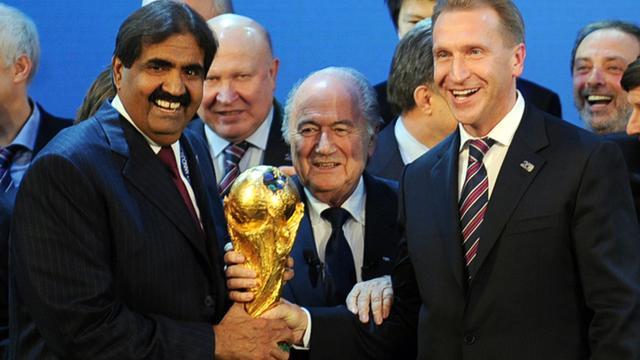 WK 2022 in Qatar definitief in de winter