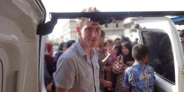 IS beweert Amerikaanse hulpverlener Peter Kassig te hebben onthoofd