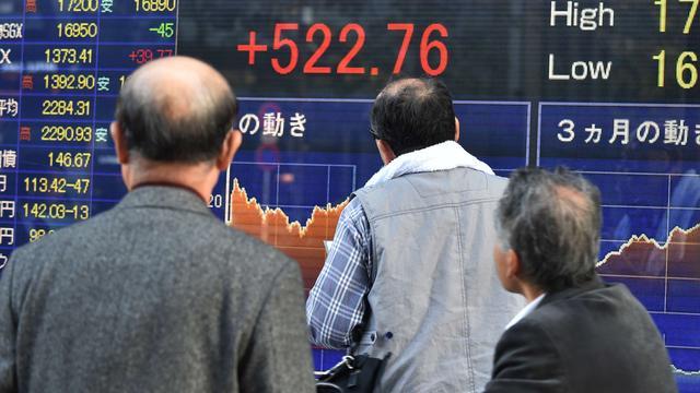 Japanse economie weer in recessie