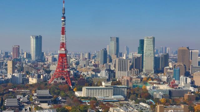 Aardbeving laat Tokio vrijwel onaangetast