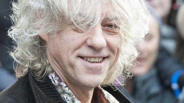 Bob Geldof levert award in vanwege eerdere winst Myanmarese leider Suu Kyi