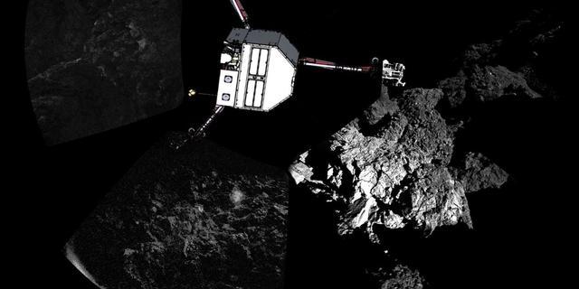 Komeetverkenner Philae signaleert koolstofmoleculen