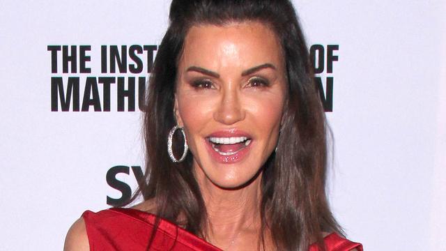 Ex-topmodel Janice Dickinson lijdt aan borstkanker