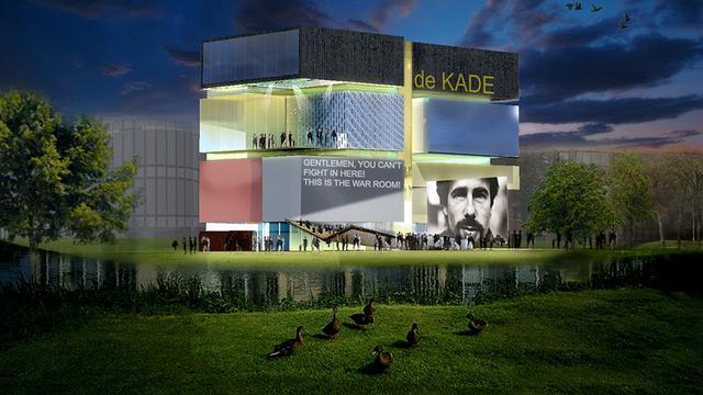 Nieuwe stadsbioscoop De Kade stap dichterbij