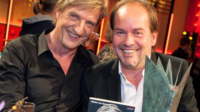Michel van Egmond wint NS Publieksprijs 2014 met Kieft