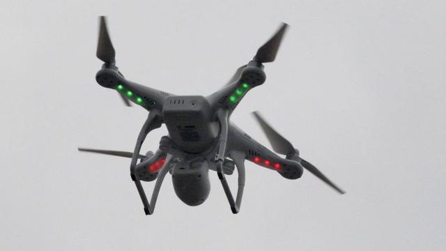 Duitse kustwacht zet drones als hulpmiddel in bij Oostzee