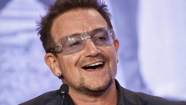 Bono juicht onthullingen over belastingparadijzen uit Paradise Papers toe