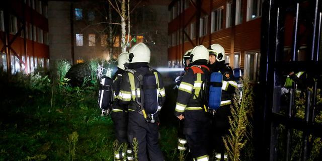 Zeven tips over brand in toekomstig asielzoekerscentrum Eindhoven