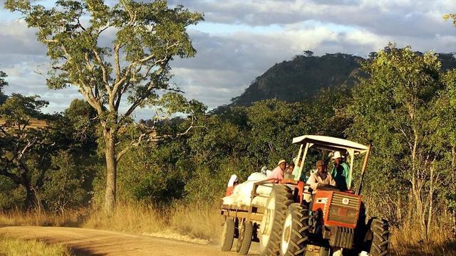 Zimbabwe bereid tot compenseren blanke boeren
