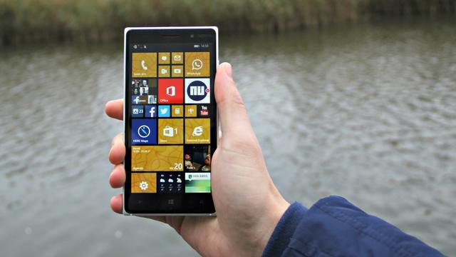 'Windows 10 Mobile-update voor oudere telefoons vertraagd'