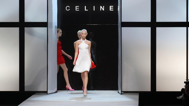 'Matthieu Blazy aan de slag bij Céline'