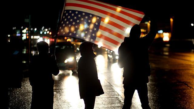 Opnieuw onrustig in Amerikaanse stad Ferguson