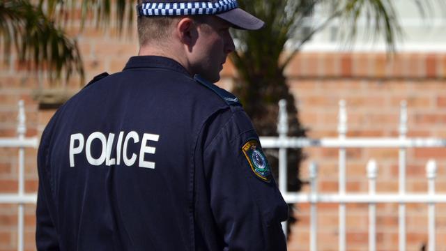 Man in onderbroek helpt politie Australië met arrestatie