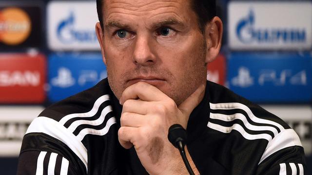 De Boer wil tegen PSG derde plaats al veiligstellen met Ajax