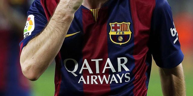 Messi met 74 goals alleen eeuwig topscorer Champions League