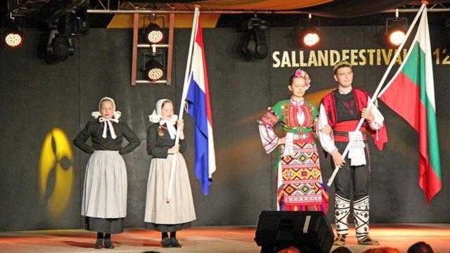 Ralda en Strunk redden Salland Festival