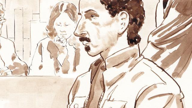 OM eist in hoger beroep 25 jaar cel en tbs tegen Patrick S.