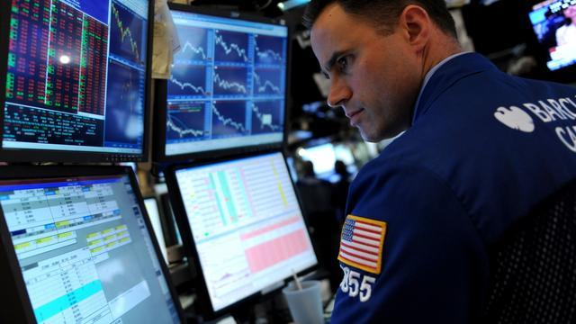 Wall Street werkt verliezen weg