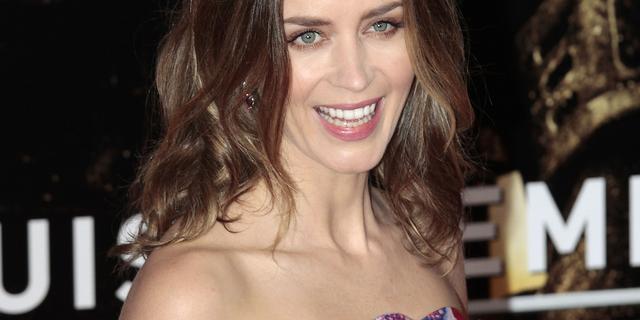 Regisseur had moeite met uiterlijk Emily Blunt veranderen voor nieuwe film