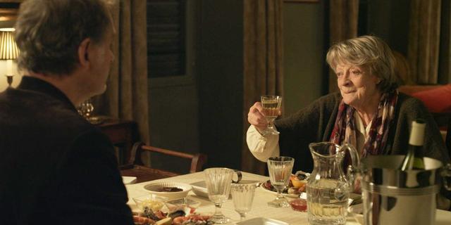 Filmrecensie: My Old Lady - Israel Horowitz
