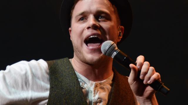 Olly Murs verplaatst optreden in Nederland naar juni