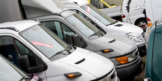 Verkoop bedrijfswagens in EU blijft stijgen