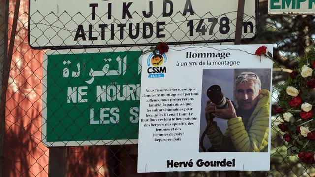 Algerije doodt militant die bij onthoofding Fransman was