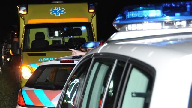 Vier doden door verkeersongeval in Drenthe