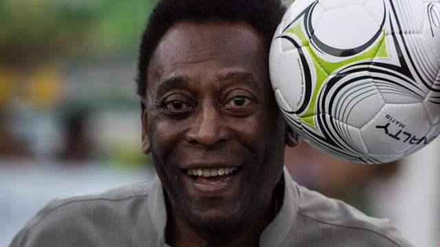 'Pelé kan ziekenhuis snel verlaten'