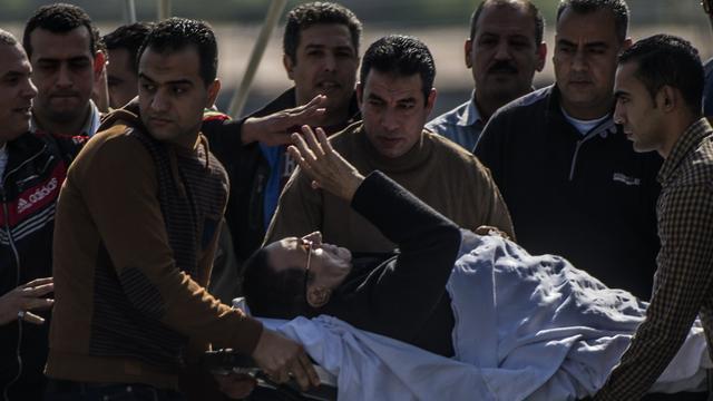 Hof Egypte vernietigt driejarige straf Hosni Mubarak voor corruptie