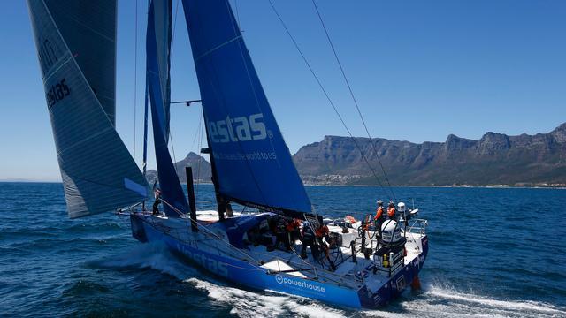 Team Vestas gaat door in Volvo Ocean Race