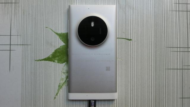 'Prototype nieuwe Lumia-cameratelefoon te zien op veilingsite'