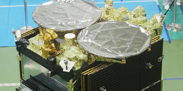 Lancering Japanse 'slechtvalk'-sonde twee dagen uitgesteld