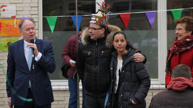 Utrechts 'conciërge van het jaar' komt van school in Kanaleneiland
